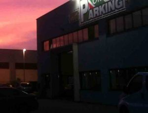 Parcheggio a Malpensa